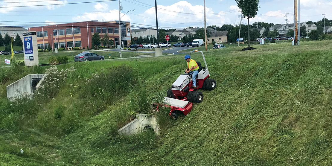 Mowing – Helmick Environmental Services, Inc